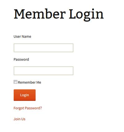 member-login-widget