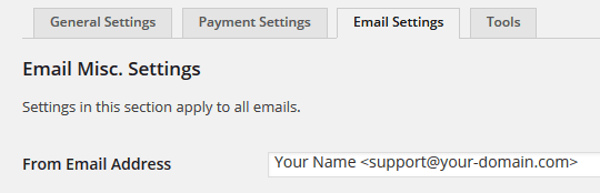 from-email-address-customization-settings