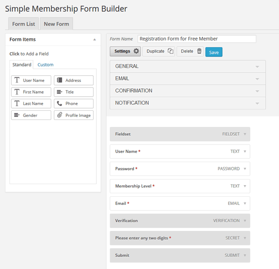 simple-membership-form-builder-registration-form-customization