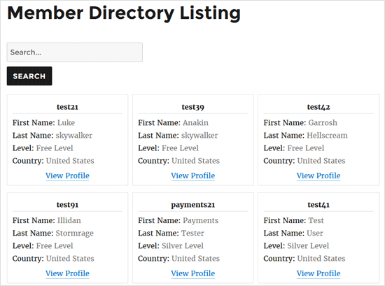 swpm-member-directory-listing-example