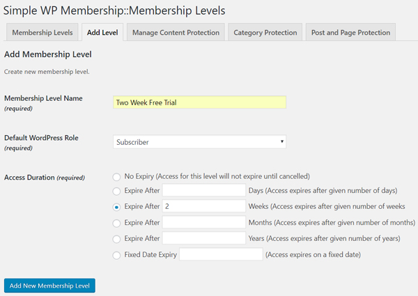 two-week-free-trial-simple-membership