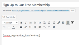 offering-multiple-free-membership-level-SWPM