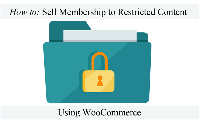 how-to-sell-membership-with-woocommerce